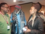 Dick Gregory & his wonderful daughter