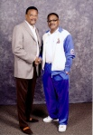 "Earl w/Judge Earl Mathis ""Judge Mathis"" TV Show"